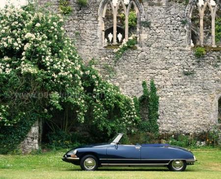 Alan Clark's Citroen DS23 Cabriolet - Custom built by Henri Chapron