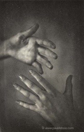 Hands - Paul Debois