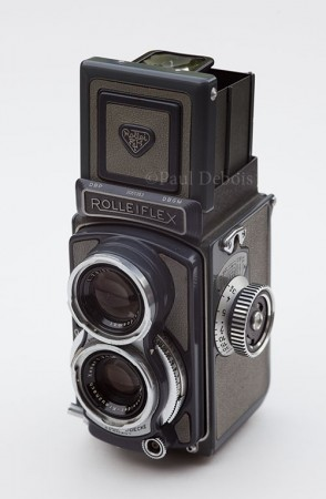 Baby Rolleiflex