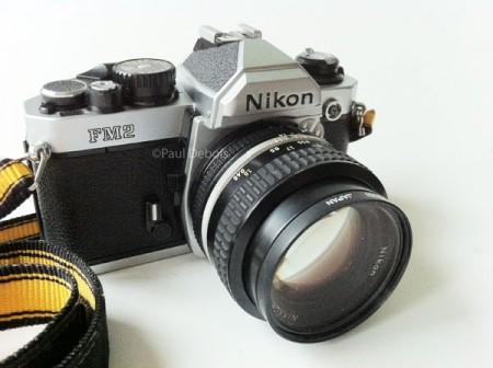 My new Nikon FM2