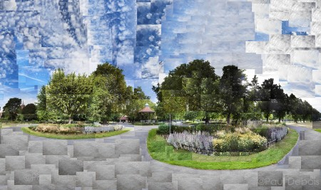 Myatt's Fields montage, 2010