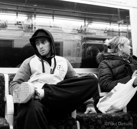 street photos, District Line, 13.3.11