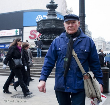 street photos, Piccadilly Circus, 16.3.11