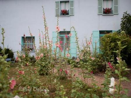 La Maison Bleue, Giverny