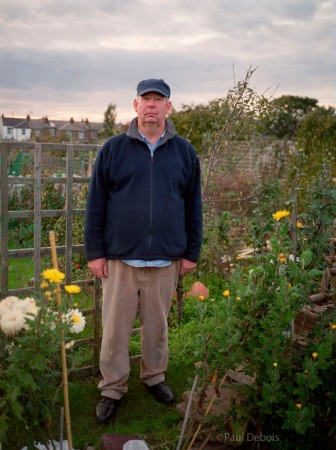 Michael - allotment holder