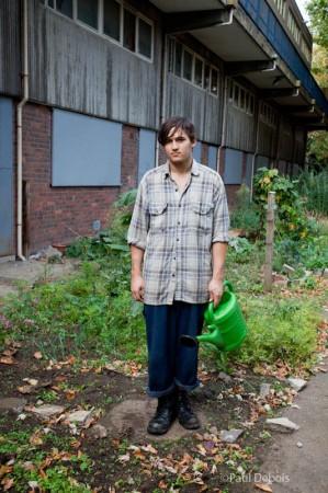 Nate - guerrilla gardener