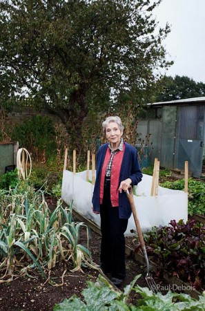 Beth Chatto, author and one of the UK's most respected plantswomen.