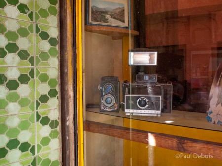 Camera shop, Marrakech, Morocco