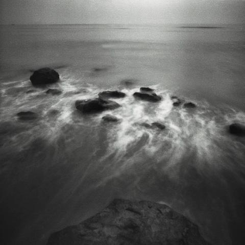 Pinhole Impressions 30 - Beach series