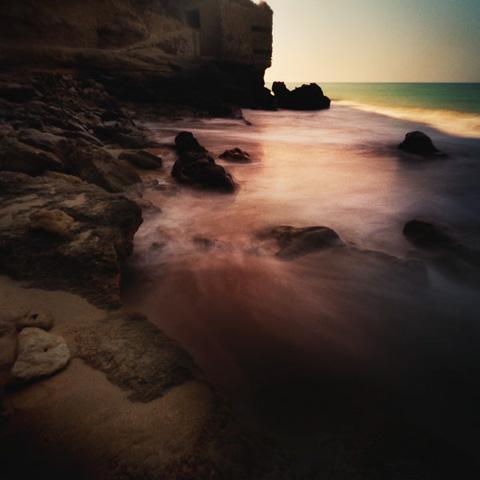 Pinhole Impressions 28 - Beach series