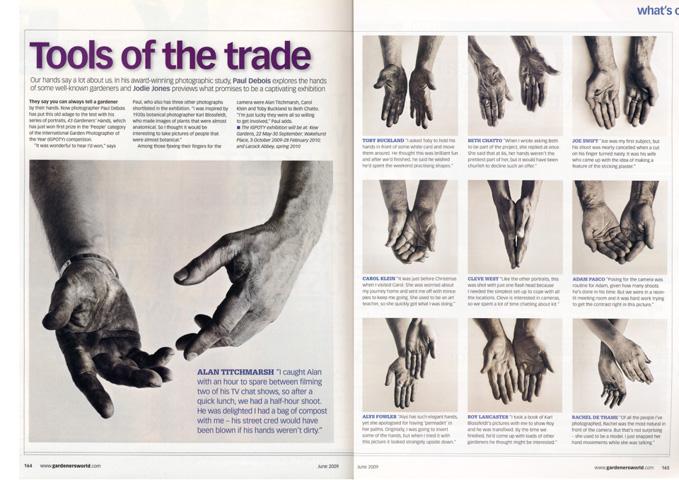 43 Gardeners' Hands