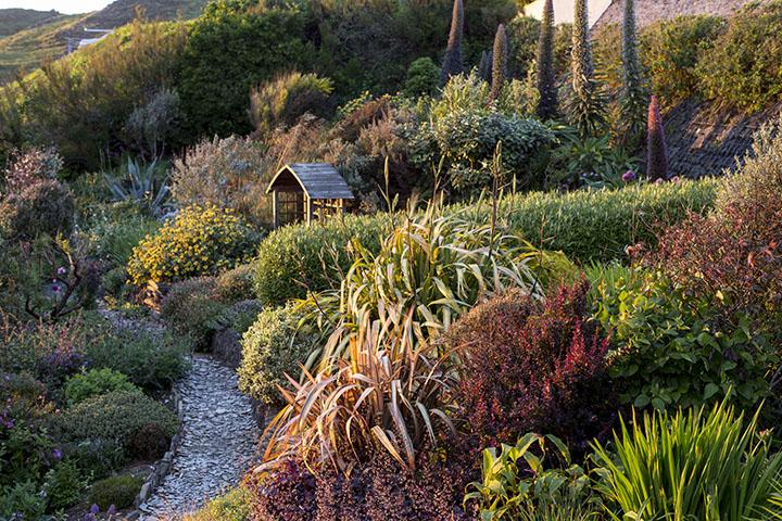 Foamlea Gardens, Woolacombe in Devon,