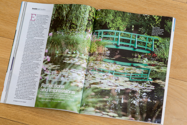 The Monet Garden at Giverney
