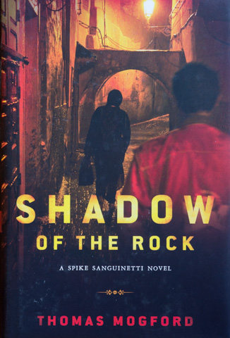 'Shadow of the Rock' by Thomas Mogford