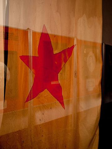 Flag, Trinidad, Cuba