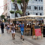 John Mackintosh Square, Gibraltar