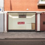 Empty shop, Gibraltar