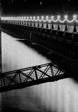 View from Lambeth Bridge, 1997
