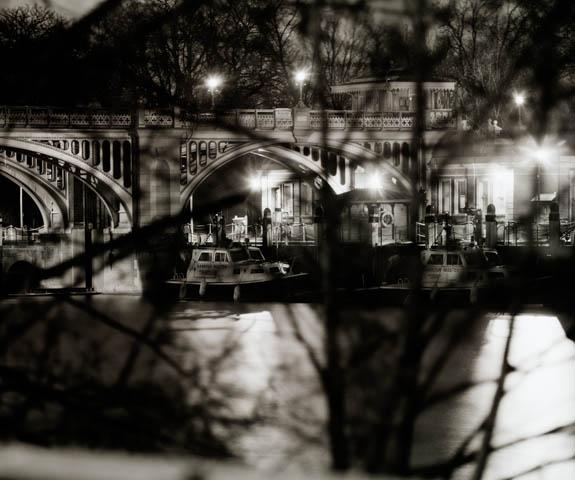 Richmond Lock, 1997