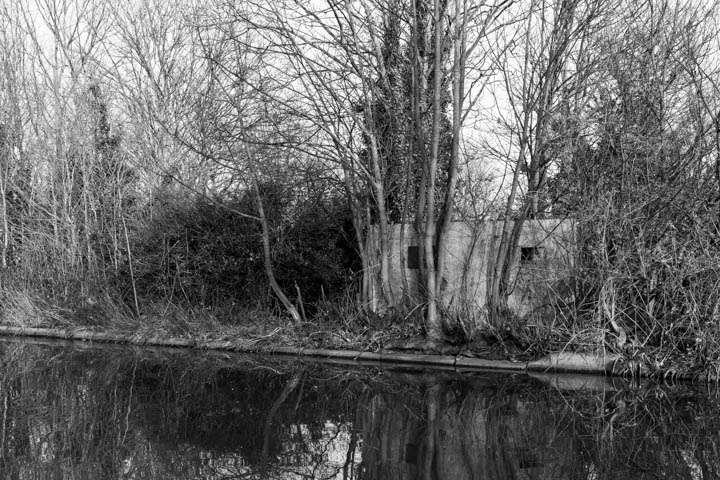 Grand Union Canal crossing point, Park Royal