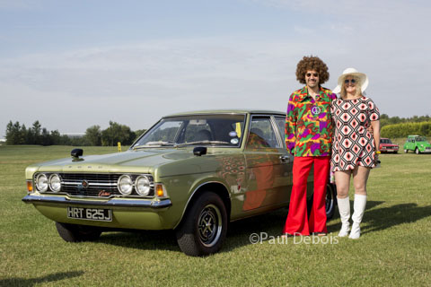 Ford Cortina GT, Festival of the Unexceptional 2014, Whittlebury Park