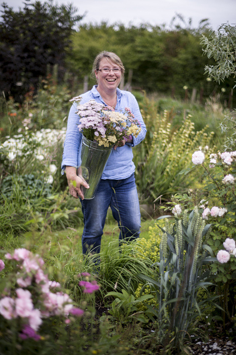 Georgie Newberry from Common Farm Flowers