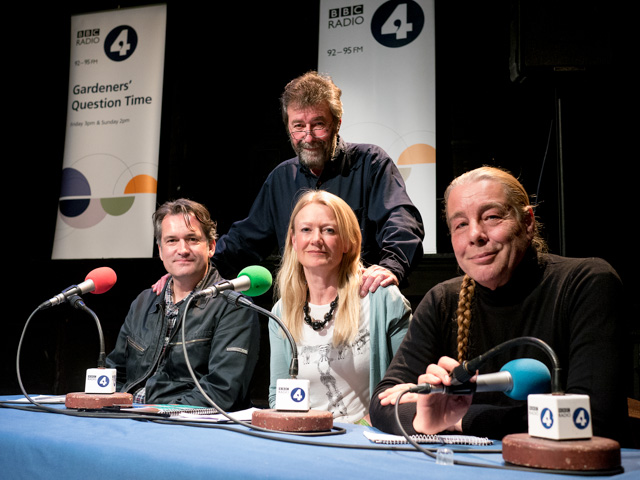 Gardeners' Question Time presenters