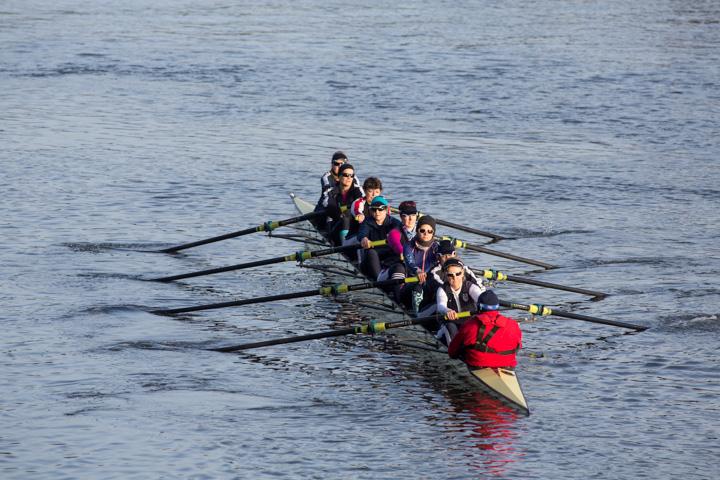 Putney Town Rowing Club, Ladies Masters