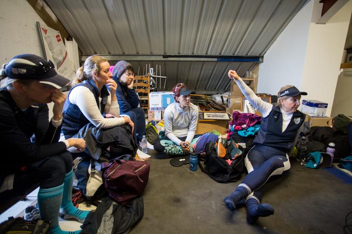 Putney Town Rowing Club Ladies Masters